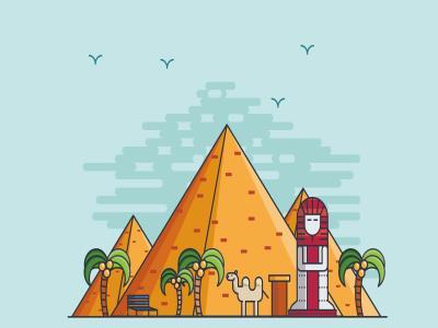 申请埃及签证都有哪些流程?